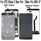 Original For ZTE Blade Z Max Pro/ZMax Pro Z981?LCD Display TouchScreen Digitizer