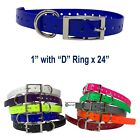 "Dogtra 1"" Dog Collar Strap Replacement ARC EDGE Pathfinder / TRX 1900S 2700TB   Bark Collars - 66774"