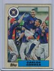 2017 TOPPS '87 TOPPS Complete Your Set/You Choose/You Pick the Cards