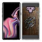 "For Samsung Galaxy Note 9 N960 6.3"" Shockproof Brushed Hybrid Cover Case"