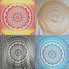 USA Mandala Tapestry Indian Wall Hanging Decor Bohemian Hippie Queen Bedspread