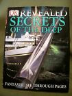 DK Revealed: Secrets of the Deep HC & DK Eyewitness Book: Vietam War Softcover