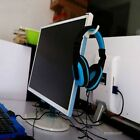 Headphones Stand Hanger Portable Gaming Headset Holder Wall PC Monitor Stand #YA