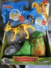 Disney Junior THE LION GUARD FULI'S CANYON CHASE poseable action figure New