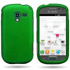 Hard Snap On Plastic Rubberized Matte Phone Cover For Samsung Galaxy Exhibit