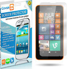 For Nokia Lumia 630 / 635 Clear Matte Anti-Glare LCD Screen Protector Cover