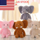 Cute Elephant Stuffed Animals  Soft Plush Toy X-mas Gift Dol