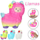 Squishies Kawaii Llamas Slow Rising Fruits Scented Squeeze Stress Relief Toys