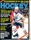 1987 Hockey Annual Wayne Gretkzy Oilers em/nm Magazine bxhockey