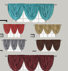 Kyпить New Luxury Waterfall Decorative Trim Window Valance  (55