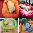 HOT SALE Square Puppy Pet Cat Dog Soft Warm Nest Kennel Bed Sleeping Bag Mat Pad