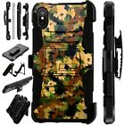 Lux-Guard For iPhone 6/7/8 PLUS/X/XR/XS Max Phone Case ARTISTIC CAMO GREEN