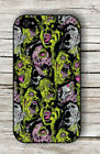 MONSTERS COLORFULL HEADS CASE FOR iPHONE 4 5 5C 6 -dse3X
