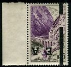 Pack N°7065 State Algerian N°361 Overload reversed New LUXE
