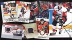 FLORIDA PANTHERS JERSEY AUTOGRAPH NHL HOCKEY CARD SEE LIST $6.0 CAD on eBay
