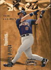 1999 (TWINS) SkyBox Thunder #18 Ron Coomer
