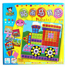 Creative Cartoon 3D Paper Mosaic Sticker Set Kids Educational Puzzle Toys Gift