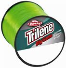 Berkley Trilene NEW Big Game SOLAR GREEN Fishing Line - All Breaking Strains
