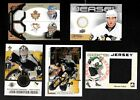 PITTSBURGH PENGUINS AUTOGRAPH & JERSEY NHL HOCKEY CARD SEE LIST $10.0 CAD on eBay