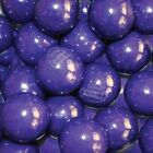 "Внешний вид -  Dubble Bubble GRAPE Gumballs (1"" 24mm) Gum Balls (select quantity)"