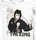 Elvis Presley The King T-shirt Karate retro vintage 70's rock & roll tee ELV595
