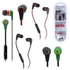 New Skullcandy Ink'd 2 Inkd 2.0 Equipped Supreme Sound Earbud with Microphone