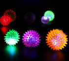 Flashing Light Pet Hedgehog Ball Creative Puppy Toy Dog Supplies Random Color