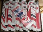 50 to 500 Jumbo Clown Pop Corn Bag ~ Large 4x2x12' Bags For Home or Business Use