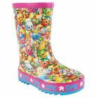 Shopkins Official - Stivali in gomma - Bambine (NS4560)