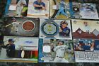 NICE MILWAUKEE BREWERS BASEBALL CARD COLLECTION!!! 10 CARDS TOTAL!!! MUST SEE!!!