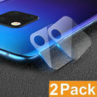 2X Huawei Mate 20 Pro Lite Back Rear Camera Lens Soft Glass Protector