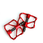 2Pack Mountain Bike Flat Platform Pedals Sealed Bearing Bicycle Pedals Durable