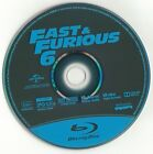 Fast and Furious 6 (Blu-ray disc) Vin Diesel, Paul Walker