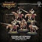 Warmachine - Protectorate of Menoth: Exemplar Vengers (5) PIP32093