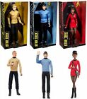 STAR TREK BARBIE BLACK LABEL 50th Anniversary Collector Figures on eBay