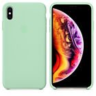 Genuine Soft Silicone Case Cover For Apple iPhone XS Max 8 8 Plus 7 7Plus XR X