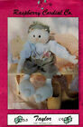 "CAT Doll SEWING Pattern TAYLOR 24"" Muslin Kitty CAT DOLLY  0407"