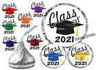 108 GRADUATION PARTY FAVORS HERSHEY KISS KISSES LABELS 2019 envelope seals
