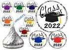 108 GRADUATION PARTY FAVORS HERSHEY KISS KISSES LABELS class of 2020