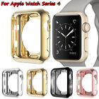 For Apple Watch Series 4 5 TPU Bumper iWatch Protector Case Cover 44mm Silicone image