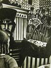 Lynd Ward 1930 GUILTY of COMMUNISM POLICE LAW COURT JAIL Art Deco Print Matted