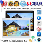 """10"""" Tablet PC for Android 6.0 4GB RAM 64GB ROM Octa Core 8 Cores Dual Cameras"""