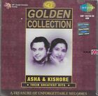 Asha & Kishore - Golden Collection - Their Greatest Hits Neu Sare Gama 2cds Set
