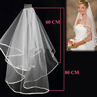 Veil Comb Bride to Be Hen Night Wedding Party Accessories Night Party Hot UK
