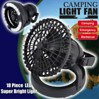 4pcs Portable Outdoor Collapsible 30 LED Camping Lantern Ultra Bright Tent Lamp