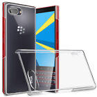 IMAK For BlackBerry KEY2 LE /Lite Hard Crystal Clear Cover Case+Screen Protector