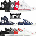 Converse Low High Tops Canvas All Star Chuck Taylor Classic Colour Unisex Shoes
