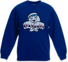 Stay Puft Kinder Pullover Ghostbusters Fun Dr. Peter Marshmallow Venkman Man