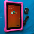 """Amazon Fire 7 Kids Edition 7th Generation Tablet with Alexa 7"""" Display 16 GB -Bl"""