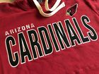 NFL Arizona Cardinals Men's All Star Fleece Hooded Pullover, BRAND NEW on eBay